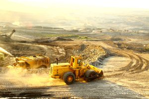 Distence remote monitoring of heavy machinery