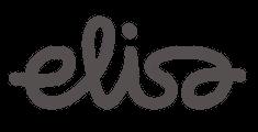elisa_logo_harmaa