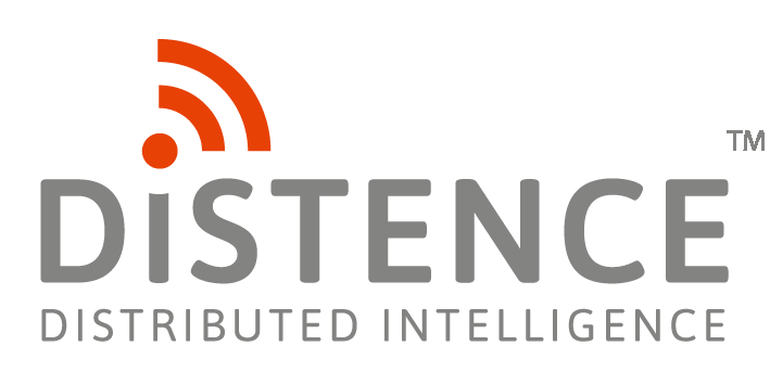 Distence logo Trademark